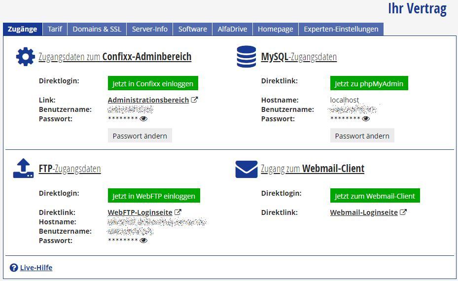 Alfahosting Erfahrungen U Test Der Webspace Geschwindigleit
